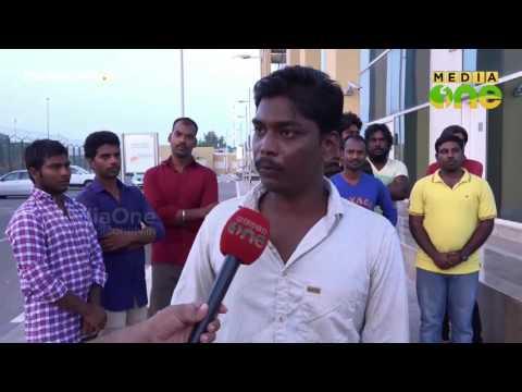 13 indian seamen stranded on sharjha ship