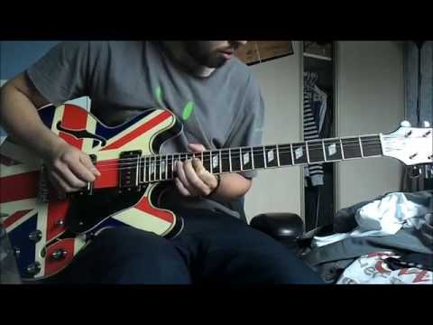 Oasis - Supersonic (Guitar Cover) HD