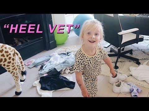 WAT VINDT OLIVIA VAN MIJN KLEDING? 😳Vlog 351 - Queen of Jet Lags