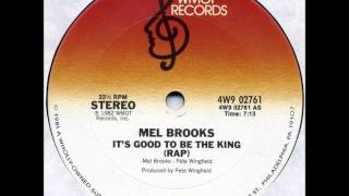 Mel Brooks - It's Good To Be The King (1981) 12 inch Vinyl