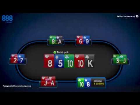 888 Poker Texas Holdem Real Money Poker Games Apps On Google Play