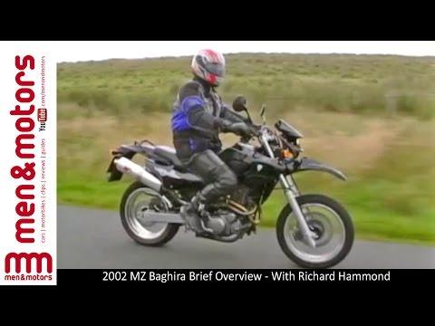 2002 MZ Baghira Brief Overview - With Richard Hammond