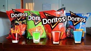 How To Make Doritos Shots
