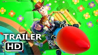 PS4 - Kingdom Hearts 3: 11 Minutes Gameplay Walkthrough (Toy Story, 2018)