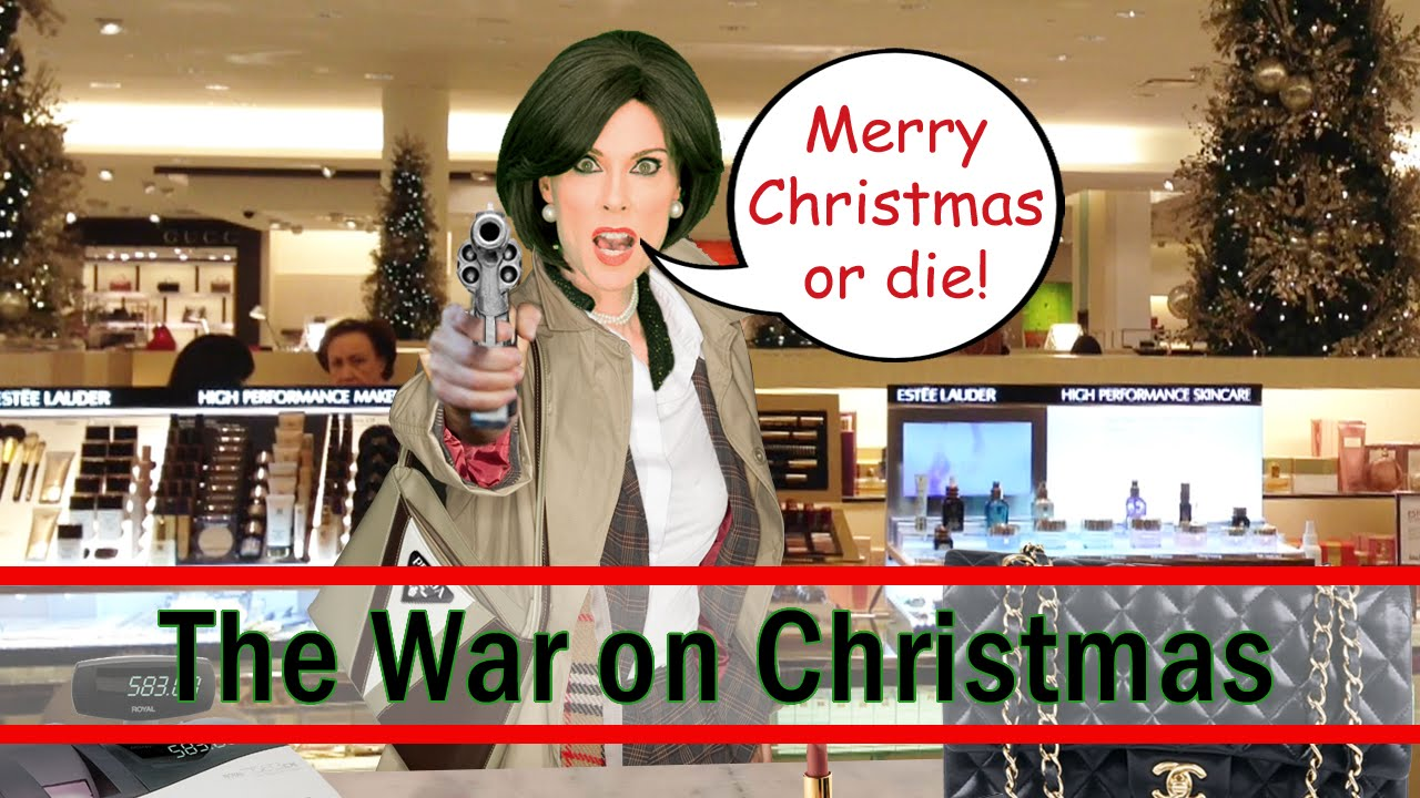 Image result for war on christmas