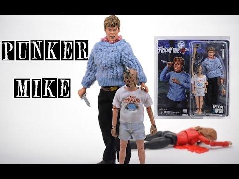 NECA Pamela Voorhees & Child Jason Friday the 13th SDCC ...