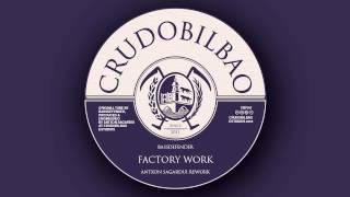 CBF011 - BassDefender meets Antxon Sagardui - Factory Works (Antxon Sagardui rework)