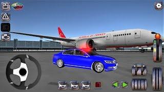 Passat ve Mercedes S600 Araba Oyunu   Android Gameplay FHD   Passat Drift Oyunu FHD