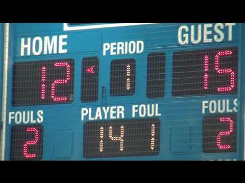Parkhill Christian Academy Basketball vs Denver Eagles JV for tourney Finals for league Championship