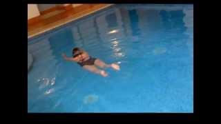 Swimming Without Stress Case Study: Amanda