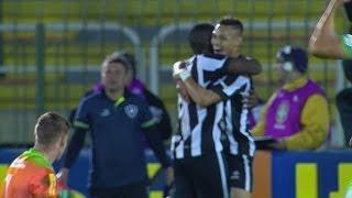 Melhores Momentos - Botafogo 3 x 1 América-MG - Brasileirão 15/05/2016