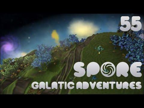 Spore! Galactic Adventures #55 - Expanding the Slug Alliance