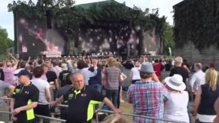 Kaiser Chiefs , I predict a riot, Hyde park 2015