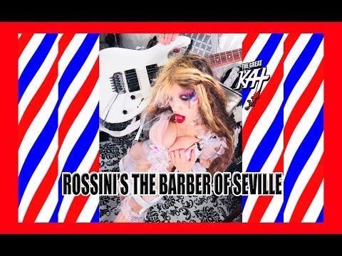 ROSSINI'S THE BARBER OF SEVILLE - THE GREAT KAT TOP 10 FASTEST SHREDDERS PROMO