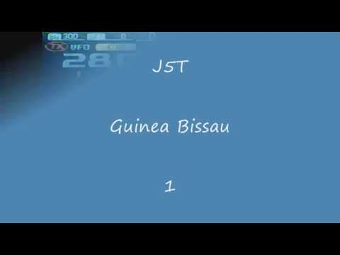 J5T - Guinea Bissau - 10m cw @iz8gnr  (2017)