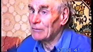 Живые голоса. Ветеран Малоземов Иван Дмитриевич