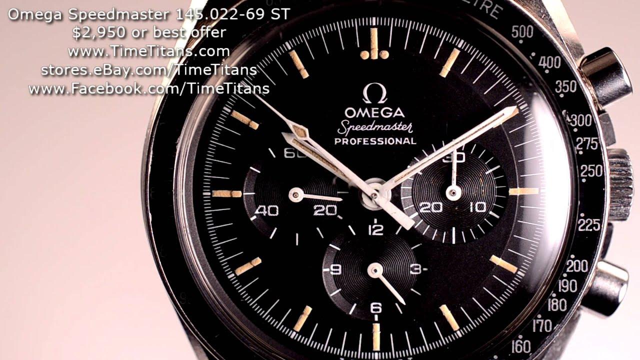Omega Moonwatch Calibro 861
