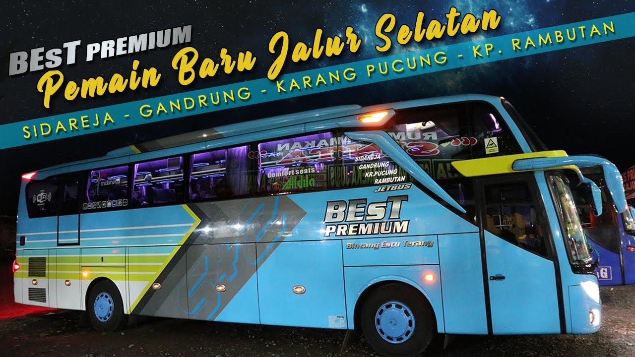 BEST PREMIUM, PEMAIN BARU JALUR SELATAN (Trip Naik BEST Premium)