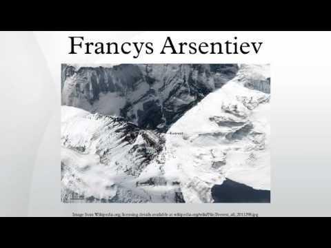 Francys Arsentiev