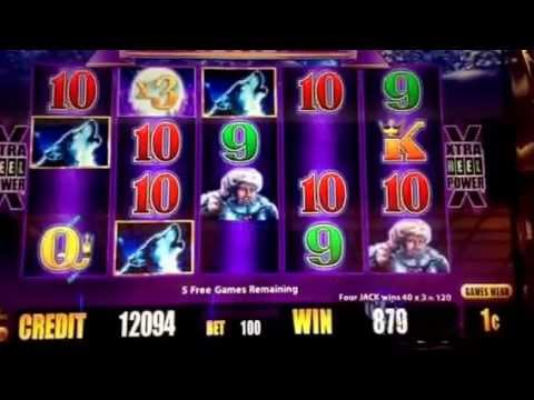 Slot Machines & Video Poker