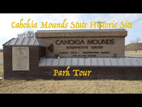 Cahokia Mounds State Historic Park