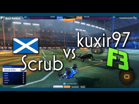 kuxir97 vs Scrub Killa ON LAN  | JHZER and kassemg Casting | Supernova 1v1 Showmatch