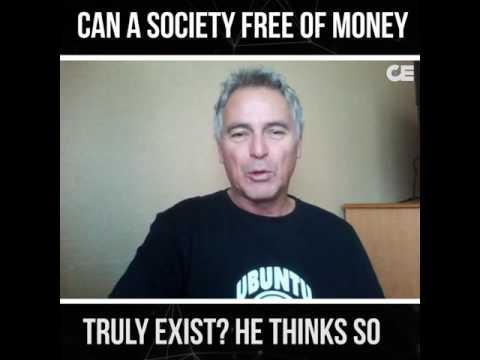 Michael Tellinger on Money - UBUNTU