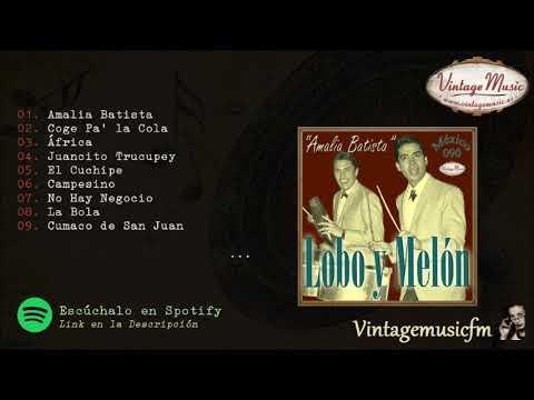 Lobo y Melón. Colección Mexico #90 (Full Album/Album Completo)