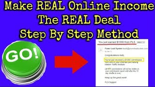 Home Business Success - REAL Income Online - Master Traffic Institute REAL Training No Scams