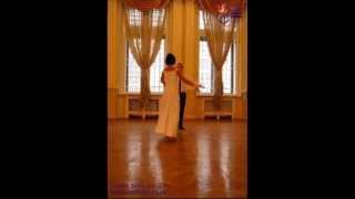Лучший свадебный танец: венский вальс. Красота!