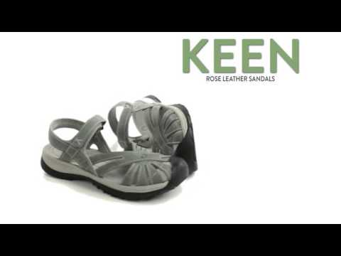 8631ebe3ffd1 Keen Rose Leather Sandals (For Women) - YouTube