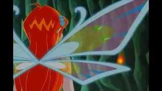 """Winx Club Season 3 Episode 26 """"Fire and Flame"""" 4Kids Part 3"""