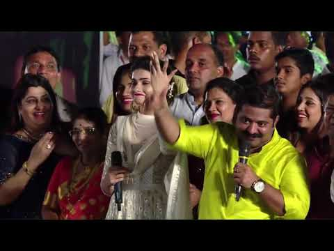 PRACHI DESAI IN RAM KADAM  DAHI HANDI 2018