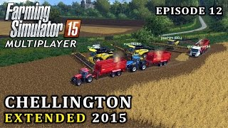 Multiplayer Farming Simulator 15 | Chellington Extended | Episode 12