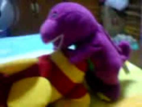 Jollibee and Barney Scandal