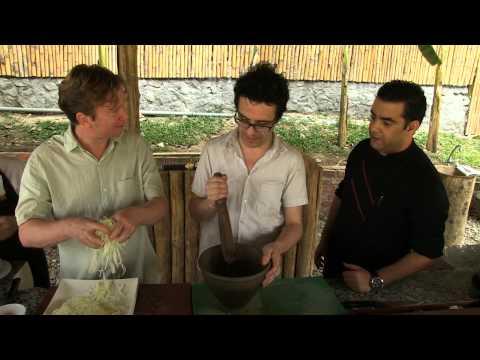 Laos Cooking Class in Luang Prabang