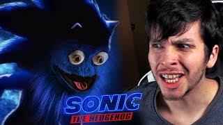 SONIC HA REGRESADO... SE VE PEOR QUE EN LA PELÍCULA !! - Sonic.exe
