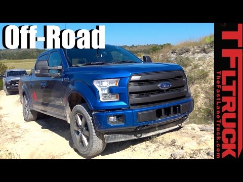 F150 Off Road >> 2017 Ford F 150 Fx4 Off Road Review Do You Need 10 Speeds To Take The Road Less Traveled