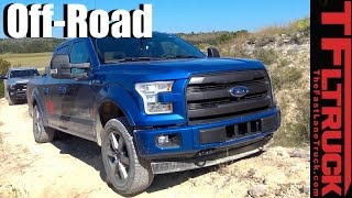 2017 Ford F-150 FX4 Off-Road Review: Do you Need 10-Speeds To Take the Road Less Traveled?