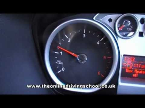 Moving Off and Stopping Full Video Driving Lesson with The Online Driving School