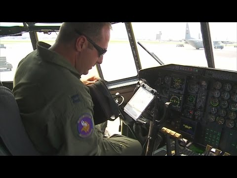 See What It Takes To Fly A C-130