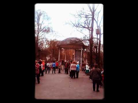 Москва.Парк Сокольники. Танцплощадка.. Купить фото № 241155 ... | 360x480