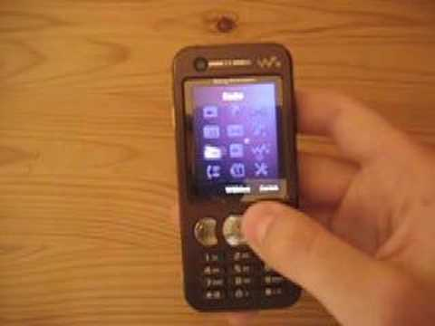 Review: Sony Ericsson W890i [German]