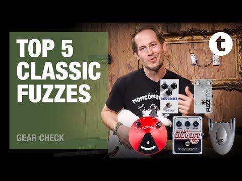 Top 5 | Classic Fuzzes | Demo