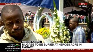 Robert Mugabe I Thousands continue to pay their last respects
