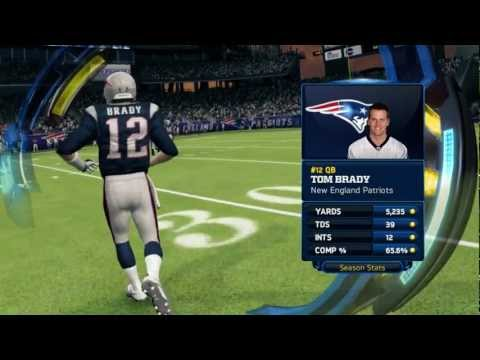 Running the Patriots No Huddle Offense in Madden NFL 13- Madden Tips