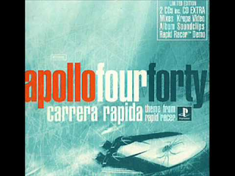 Carrera Rapida (Theme from Rapid Racer)