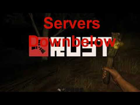 21 Rust Cracked server