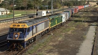 Main Southern Railway - New South Wales: Australian Trains