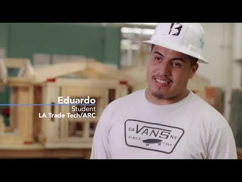 HRCC Program Spotlight: Los Angeles Trade Technical College